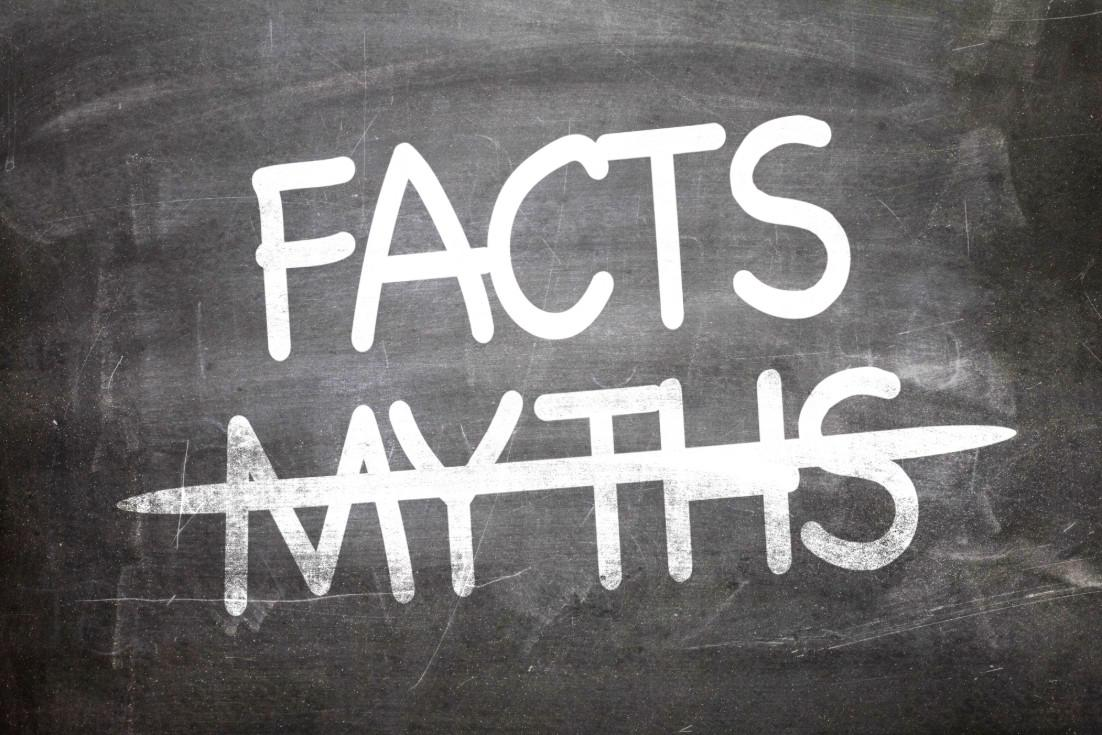 5 Dental Myths